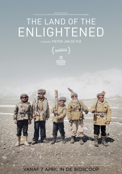 Land of the Enlightened Poster RGB